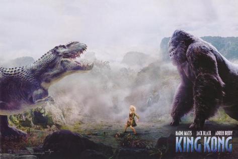King Kong Ensivedos