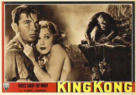 King Kong Masterprint