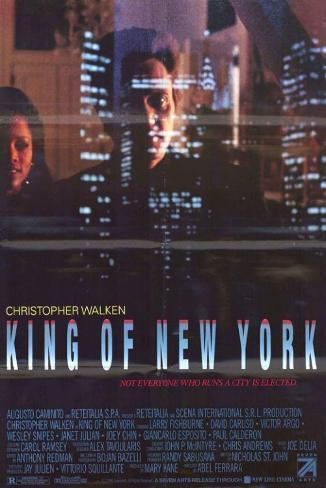 King of New York Masterprint