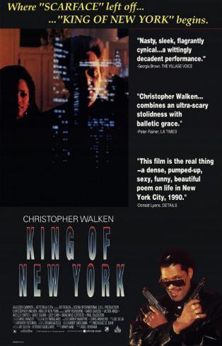 King of New York Masterprint
