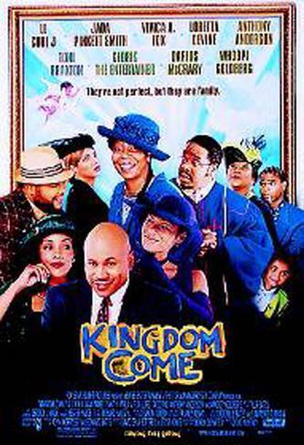 Kingdom Come Original Poster