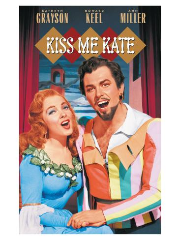 Kiss Me Kate, 1953 Art Print
