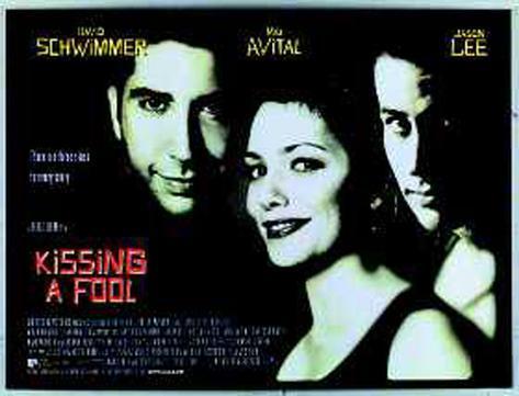 Kissing A Fool Original Poster