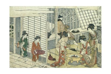 House of Ichizuke Stampa giclée