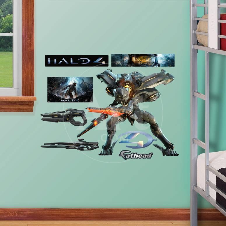 Knight Halo 4 Fathead Jr Wall Decal Sticker Wall Decal