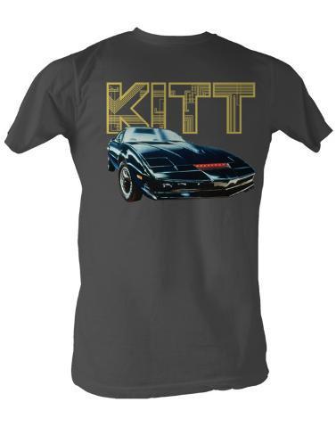 Knight Rider - Kitt T-Shirt