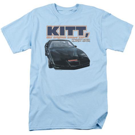 Knight Rider - Original Smart Car T-Shirt