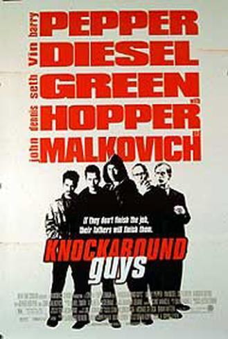 Knockaround Guys Original Poster