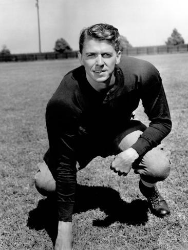 Knute Rockne All American, Ronald Reagan, 1940 Photo