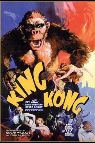Kong, 1933,