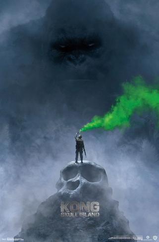 Kong: Skull Island- Teaser ポスター