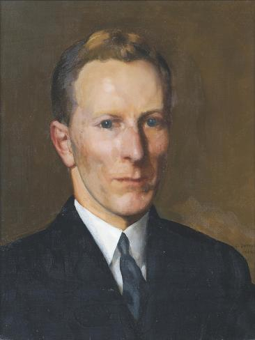 Portrait of Boris Emmanuilovich Nolde Giclee Print