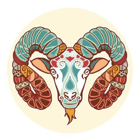 Zodiac Signs - Aries Impressão artística
