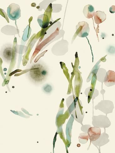 Floratopia - Spring Giclee Print