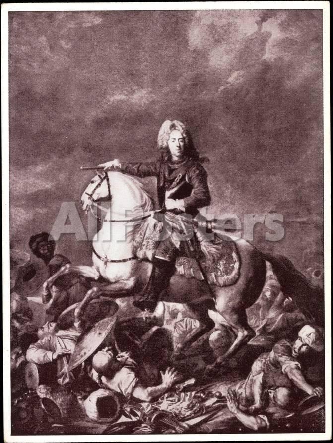 Künstler Schuppen,Prinz Eugen Von Savoyen, Österreich Giclee Print ...