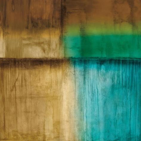 Spectrum II Stretched Canvas Print