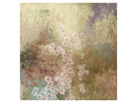 Cherry Blossoms 1 Art Print