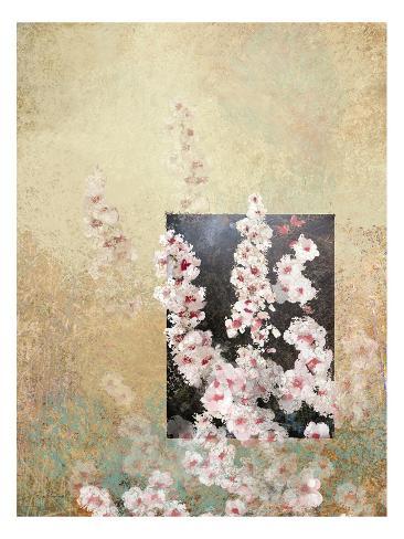 Cherry Blossoms 3 Art Print