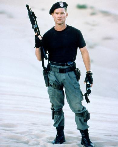 Kurt Russell - Stargate Foto