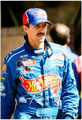 Kyle Petty Archival Photo Poster Poster