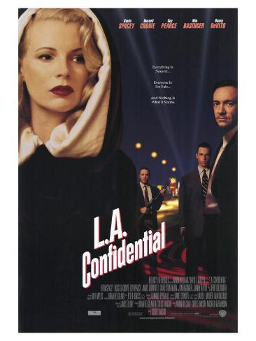 L.A. Confidential, 1997 Stretched Canvas Print