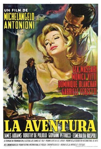 L'Avventura - Spanish Style Poster
