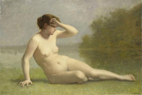 Nimf, L. Nicolas Art Print