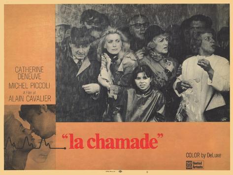 La Chamade, 1969 Art Print