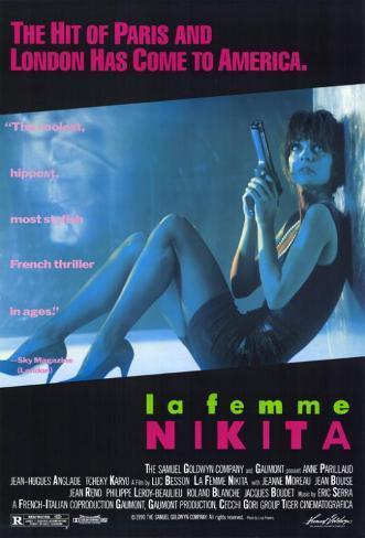 La Femme Nikita Impressão original