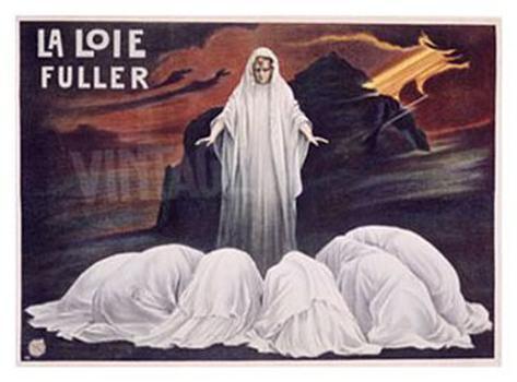 La Loie Fuller Giclee Print