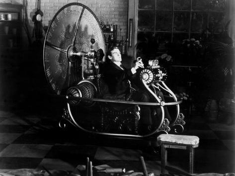 La macchina del tempo, Rod Taylor, 1960 Foto