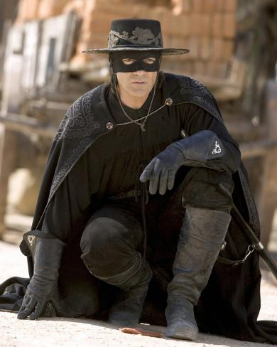 La maschera di Zorro Foto