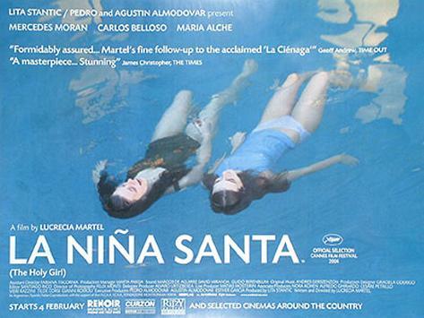 La Nina Santa Póster original