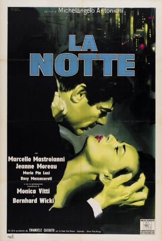 La Notte - Italian Style Poster