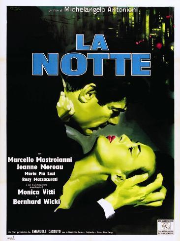 La Notte アートプリント