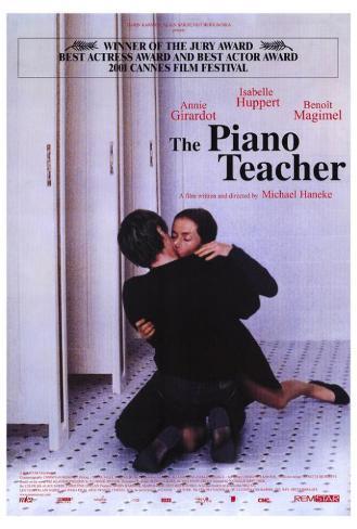 La Pianiste Poster