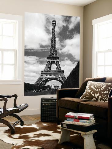 La Tour Eiffel Wallpaper Mural
