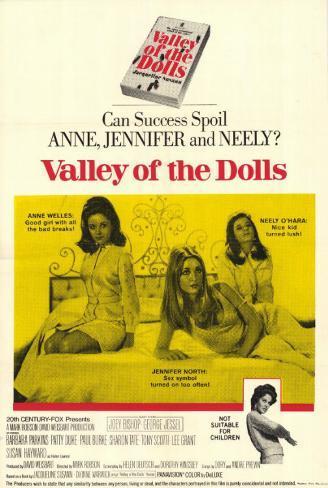 La valle delle bambole Stampa master
