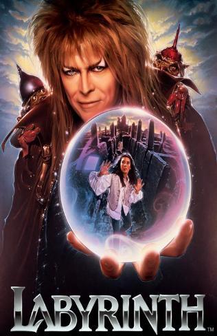 Labyrinth Masterprint