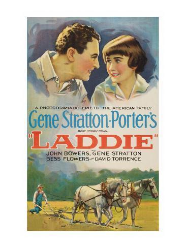Laddie Art Print