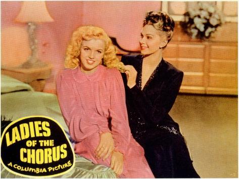 Ladies of the Chorus, 1948 Art Print