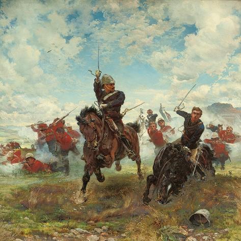 Floreat Etona!, 1882 Lámina giclée
