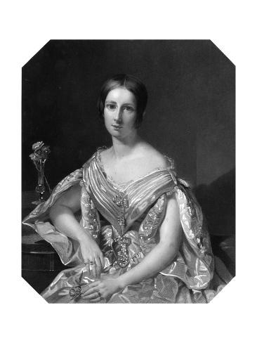 Lady Lydia Lambart Giclee Print