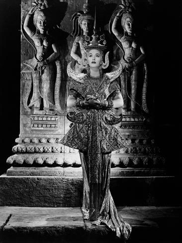 Lady of the Tropics, 1939 Photographic Print