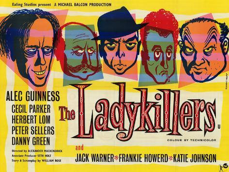 Ladykillers (The) Art Print