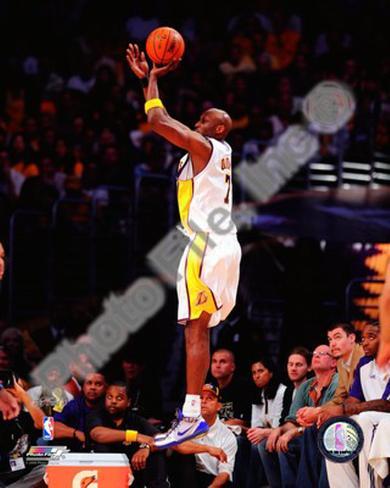 Lamar Odom - '09 Finals Photo