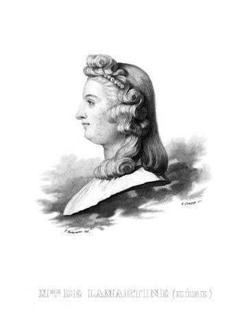 Lamartine's Maman Giclee Print