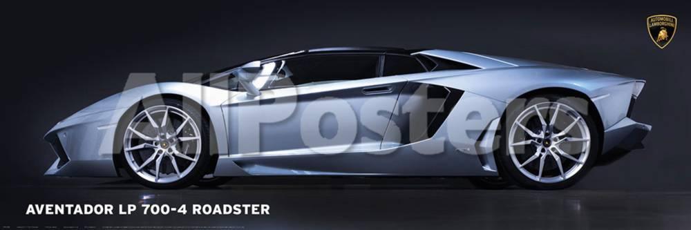 Lamborghini Aventador Lp700 4 Roadster Posters At Allposters Com