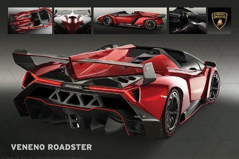 Lamborghini- Veneno Roadster Posters - at AllPosters.com.au