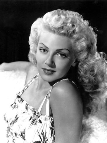 Lana Turner, 1940s Photo